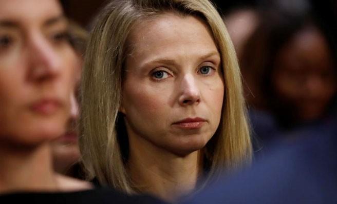 Cựu CEO Marissa Mayer đổ cho tin tặc Nga vụ trộm dữ liệu Yahoo