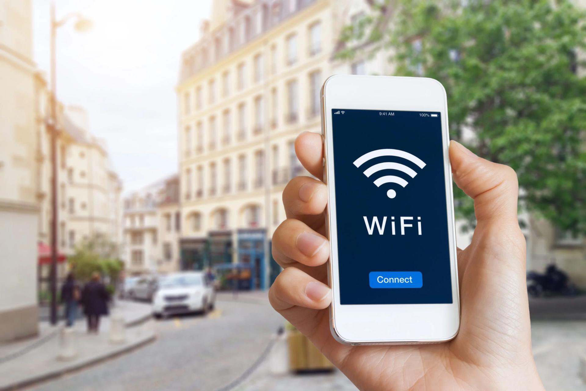 Làm sao để smartphone kết nối Wi-Fi tốt nhất