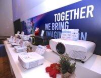 Epson ra mắt máy in dòng L và máy chiếu Smart series