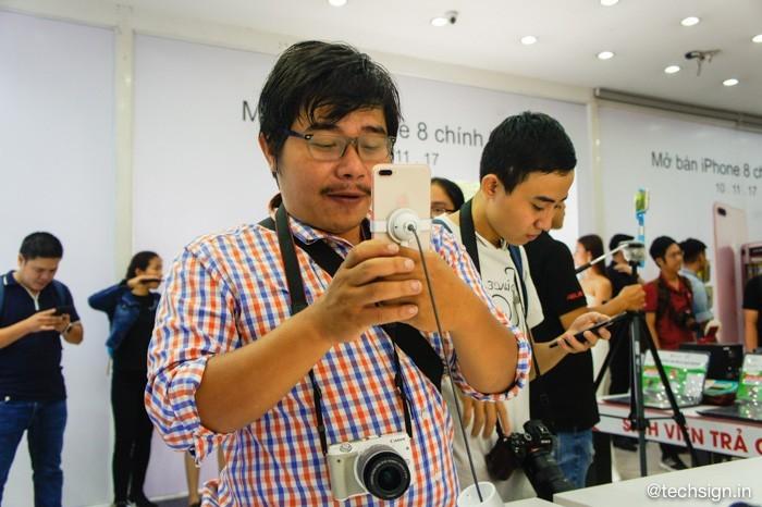 FPT Shop chính thức mở bán iPhone 8/8 Plus