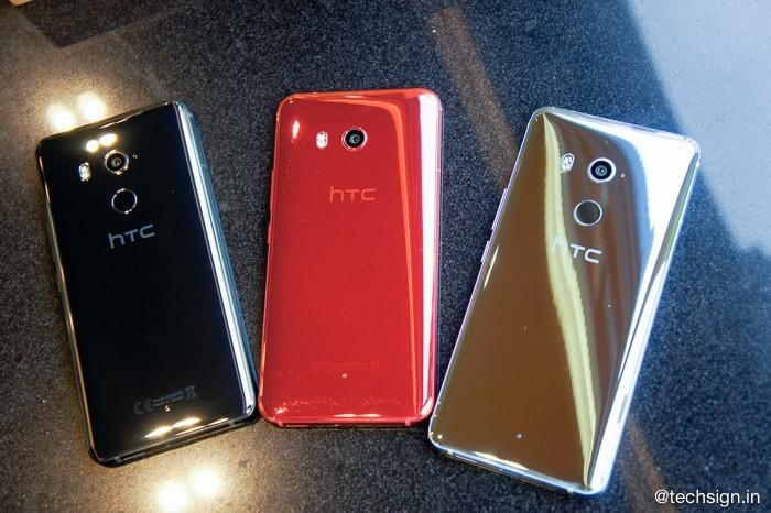 HTC U11 plus lên kệ giá 19 triệu, bán từ 12/12 với cấu hình cao nhất