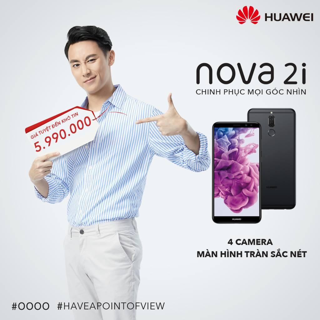 Huawei nova 2i – Từ chiến lược đột phá đến thành tích đáng nể