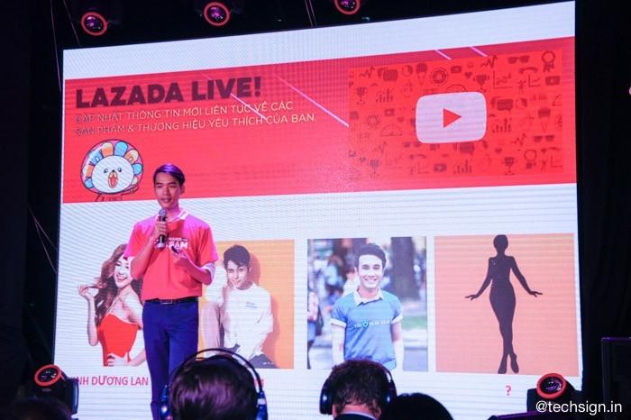 Lazada tổ chức 'mưa sale băng' từ 9 đến 11/11
