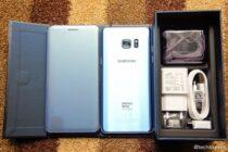 Mở hộp Samsung Galaxy Note FE: cảm xúc còn nguyên vẹn