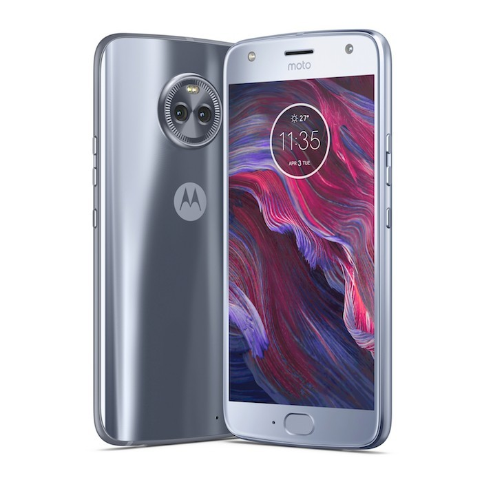 Motorola chính thức ra mắt moto X4 giá 10 triệu, tặng vỏ bảo vệ và hỗ trợ trả góp