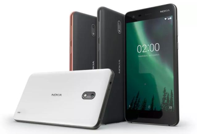 Nokia 2, smartphone nhắm đến phân khúc giá rẻ ra mắt