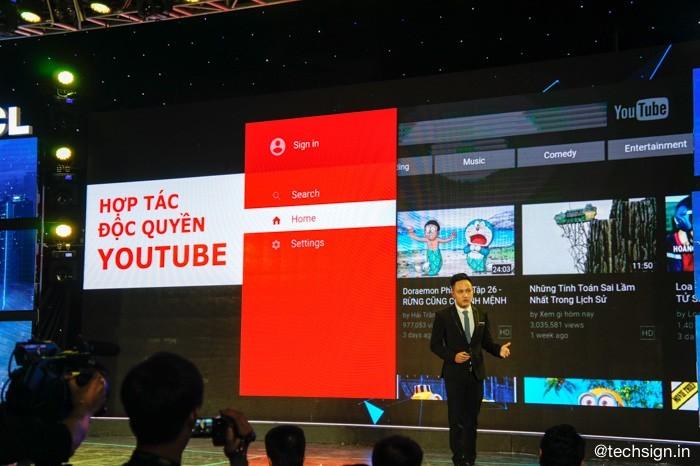 Ra mắt TV thông minh TCL P6, giá khởi điểm 10 triệu đồng