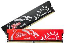 KingMax giới thiệu RAM Zeus Dragon DDR4