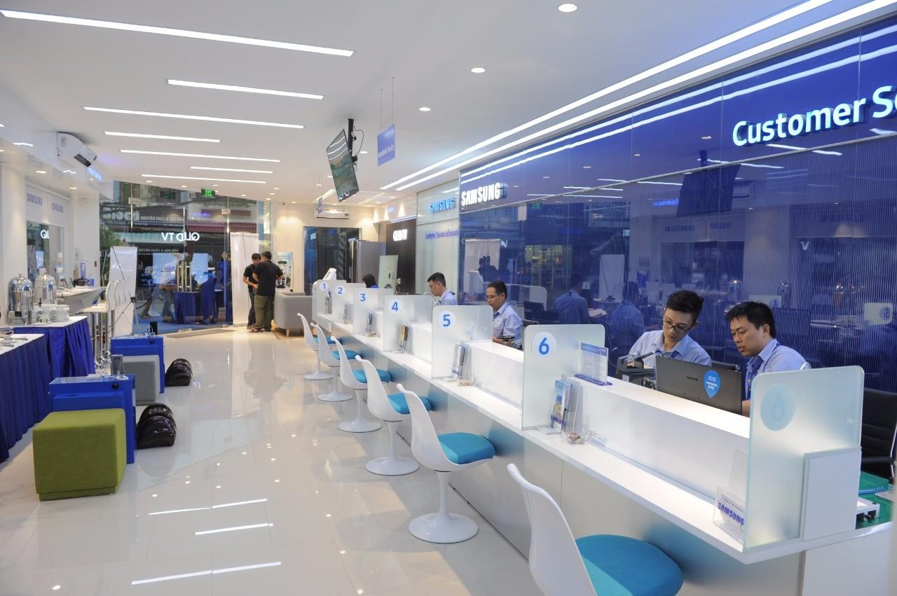 Samsung khai trương Trung tâm Chăm sóc Khách hàng Cao cấp thứ năm tại TP.HCM