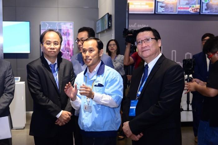 Samsung ra mắt Trung tâm Trải nghiệm và Nghiên cứu Phát triển tại TP.HCM