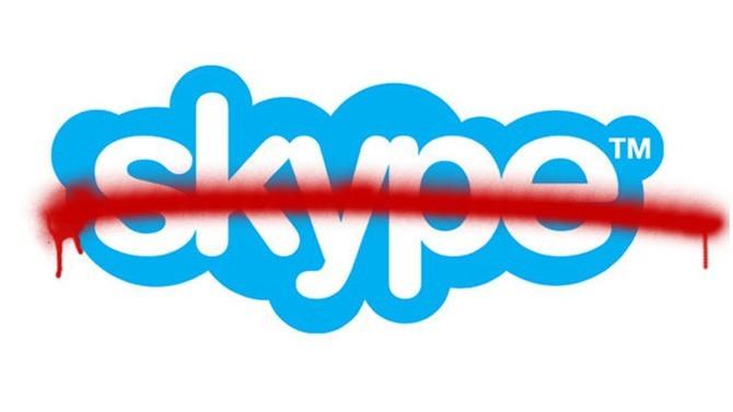 Skype biến mất khỏi tất cả các app store tại Trung Quốc
