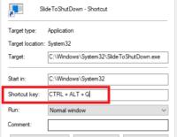 SlideToShutDown: Tính năng ẩn trên Windown 10 có thể bạn chưa biết
