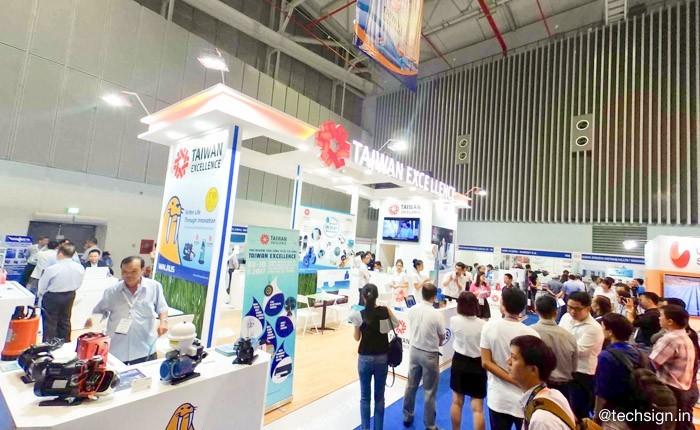 Taiwan Excellence giới thiệu công nghệ ngành nước đến triển lãm Vietwater 2017