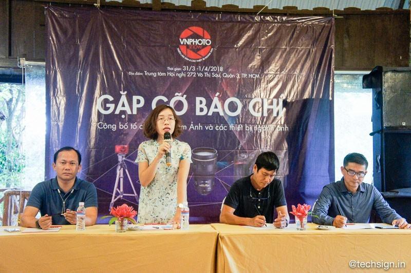 Sắp diễn ra triển lãm Vietnam Photo Show thường niên