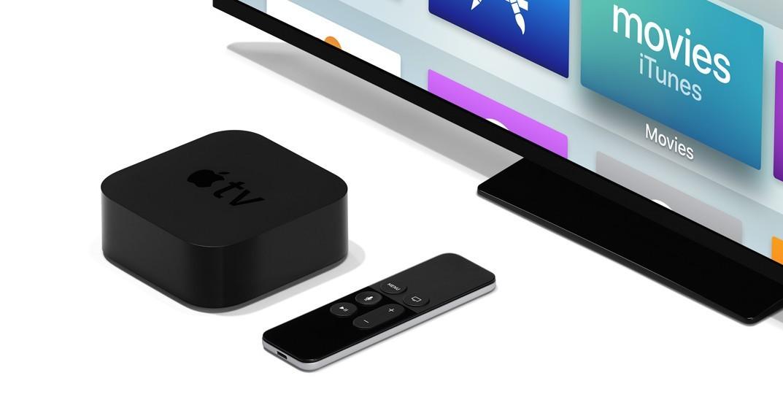 Apple cập nhật hệ điều hành tvOS 11.2