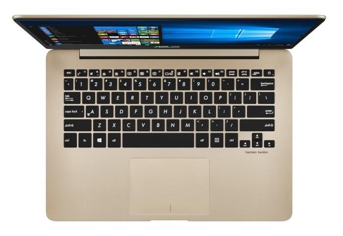 ASUS ZenBook UX430 ra mắt bản màu vàng Gold, giá từ 22,5 triệu đồng