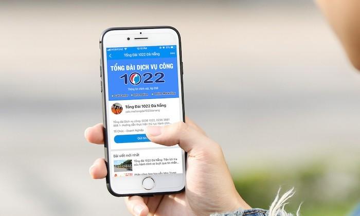 Đà Nẵng đã có thể tra cứu thông tin xe buýt miễn phí qua Zalo