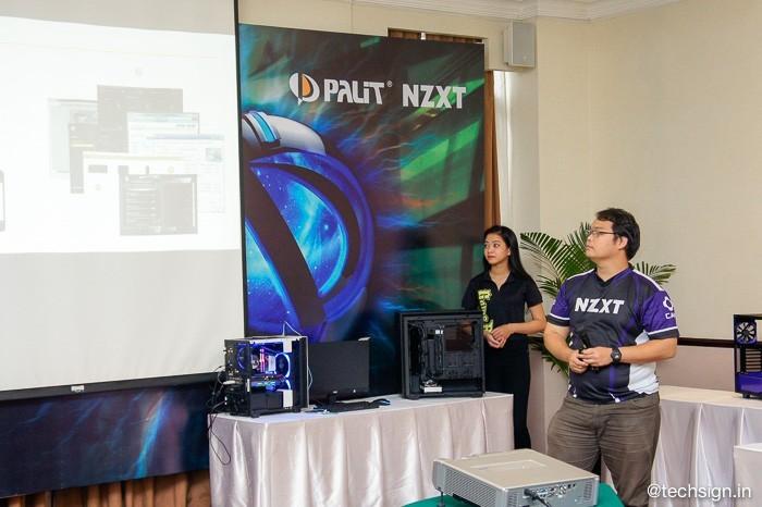 Đạt Khang chính thức phân phối sản phẩm của Palit và NZXT tại Việt Nam