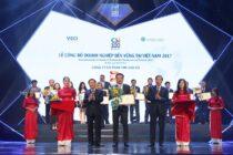 Digiworld được bình chọn top 100 doanh nghiệp phát triển bền vững