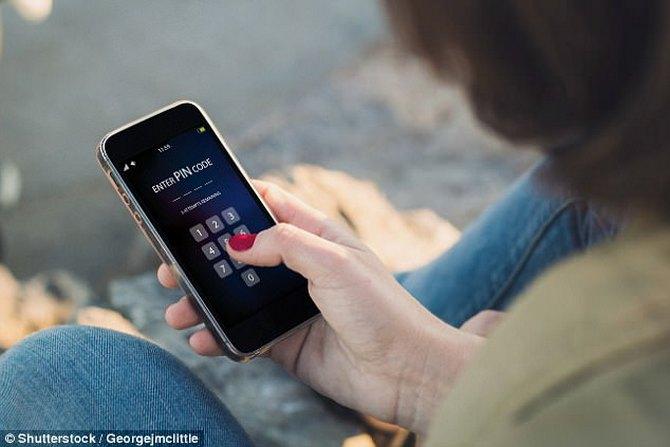 Hacker có thể đoán mã PIN bằng dữ liệu cảm biến trên smartphone