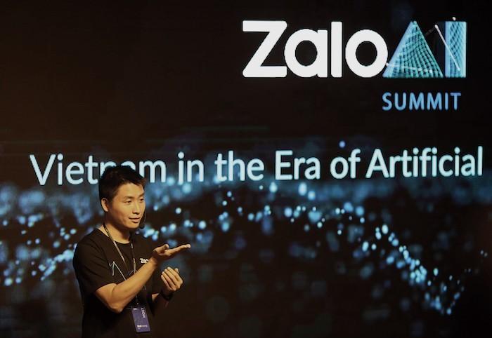 Lần đầu diễn ra hội thảo chuyên sâu Zalo AI Summit