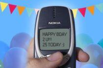 Tin nhắn văn bản đầu tiên được gửi cách đây 25 năm