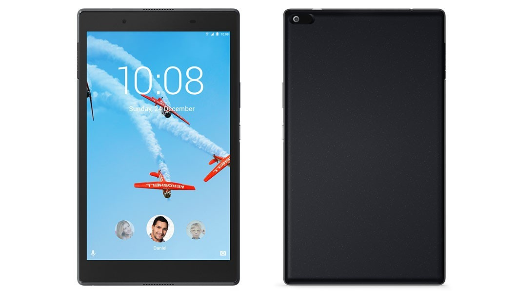Lenovo giới thiệu hai máy tính bảng Tab 4 Series cho gia đình