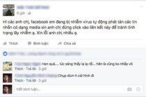 Cảnh báo: mã độc mới đang lây lan rất nhanh qua mạng xã hội Facebook, từ chính những người bạn trong friend list