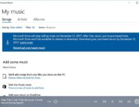 Microsoft đóng cửa dịch vụ Groove Music