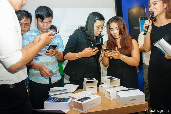 Mobiistar tổ chức mở bán Prime X Max 2018