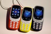 Biến thể mới của Nokia 3310 sẽ hỗ trợ mạng 4G