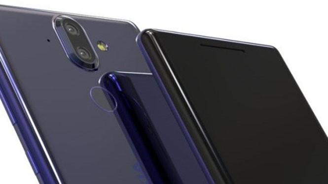 Nokia 9 sẽ chạy Android Oreo, tích hợp pin 3.250 mAh