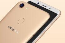 OPPO F5 Youth lên kệ giá 6,2 triệu, RAM 3GB, camera trước 16MP