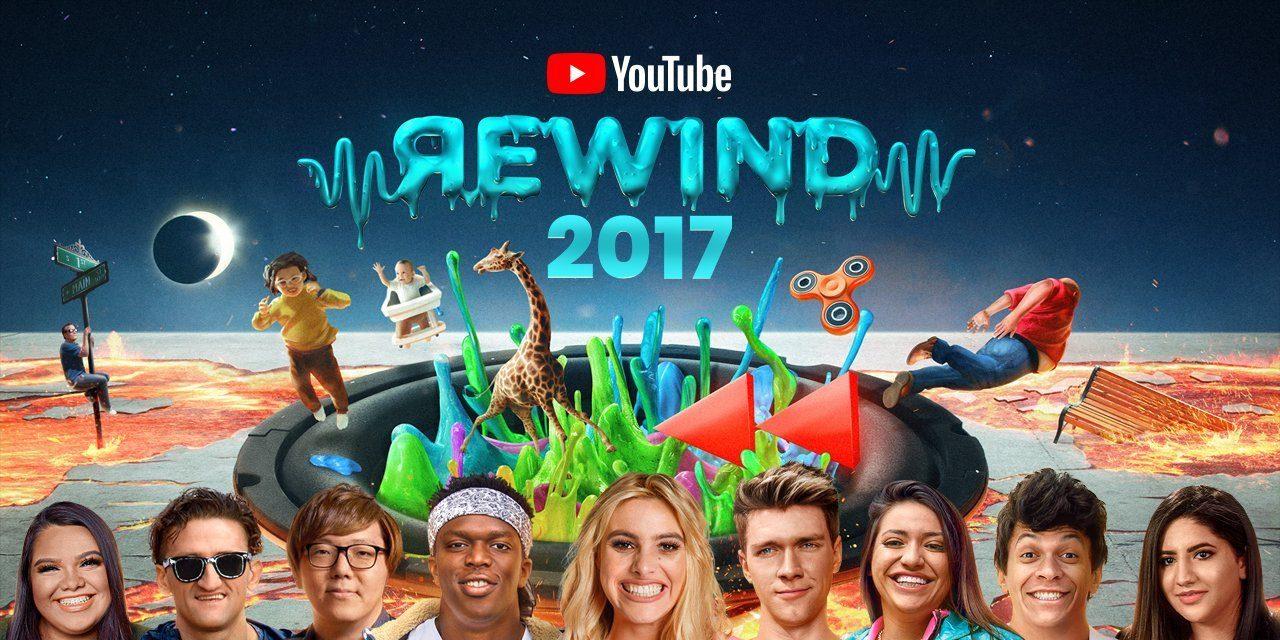 YouTube công bố 10 video clip được xem nhiều nhất năm 2017