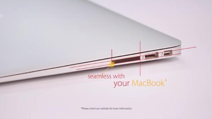 Transcend giới thiệu các giải pháp nâng cấp máy Mac