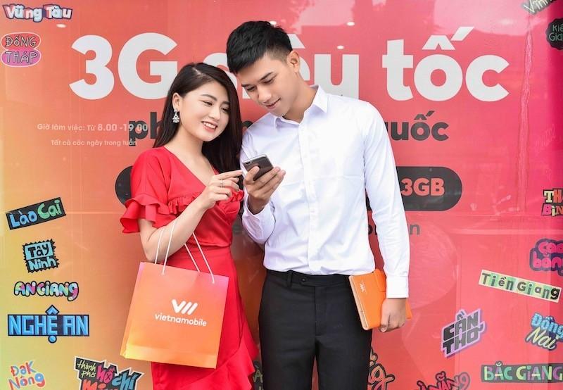 Vietnamobile giới thiệu chương trình khuyến mãi Tết Nguyên đán 2018
