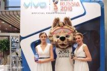 Vivo ra mắt smartphone phiên bản FIFA World Cup 2018