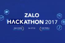 VNG tổ chức Zalo Hackathon, mở đăng ký đến 12/12
