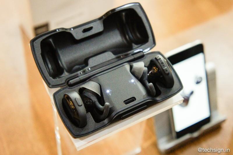 Bose lên kệ tai nghe không dây SoundSport Free giá 5 triệu đồng
