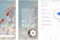 Tắt tự động thêm biểu tượng ứng dụng vào màn hình chính trong Android Oreo