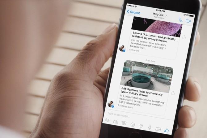 """Sếp Facebook xác nhận Messenger đã quá """"tạp nham"""", sẽ thiết kế lại trong năm nay"""