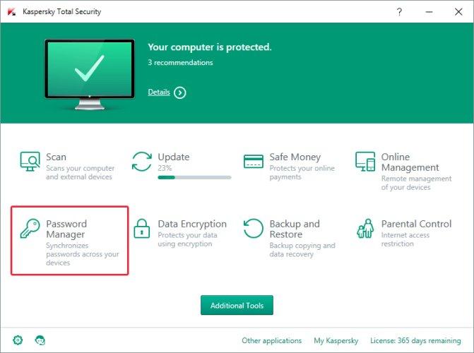 Kaspersky đưa ra giải pháp giúp người dùng dễ dàng hơn trong việc đặt mật khẩu