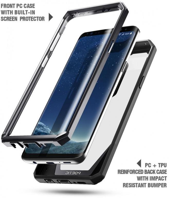 Rò rỉ hình ảnh của Samsung Galaxy S9 và S9 Plus