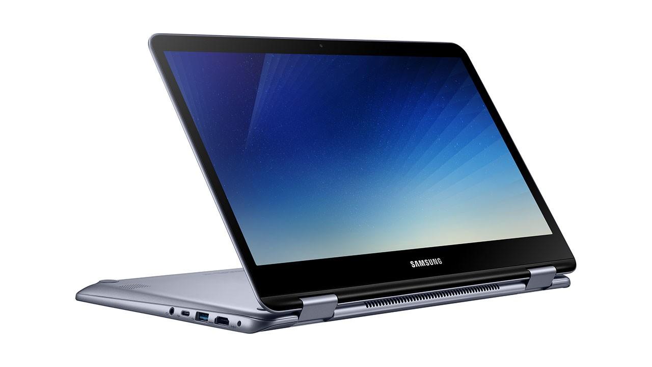 Samsung giới thiệu Notebook Spin 7 trước thềm CES