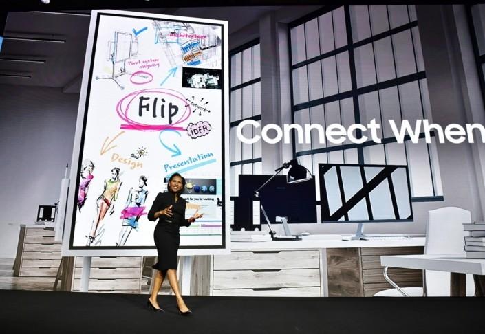 Samsung hiện thực hóa kết nối IoT thông minh
