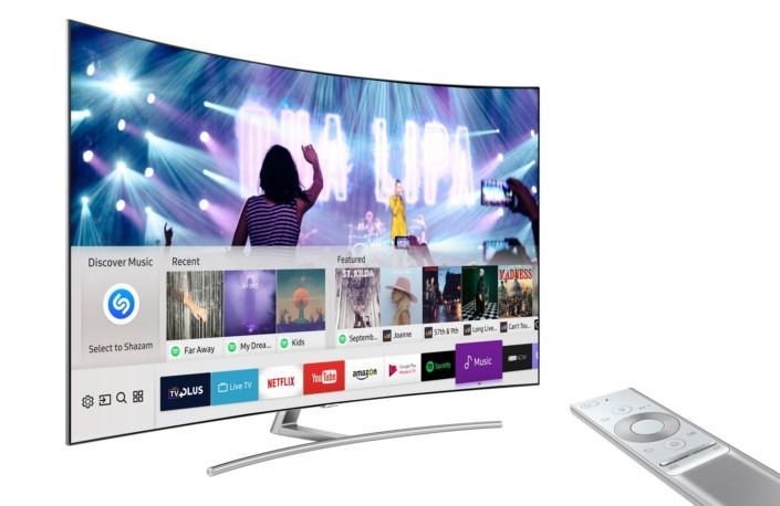 Samsung Smart TV 2018 đem đến loạt trải nghiệm mới