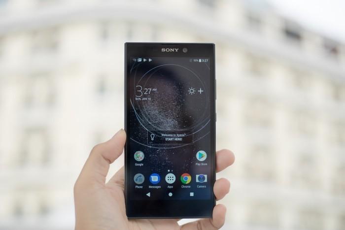 Sony ra mắt Xperia L2 tại Việt Nam, giá 5,5 triệu đồng