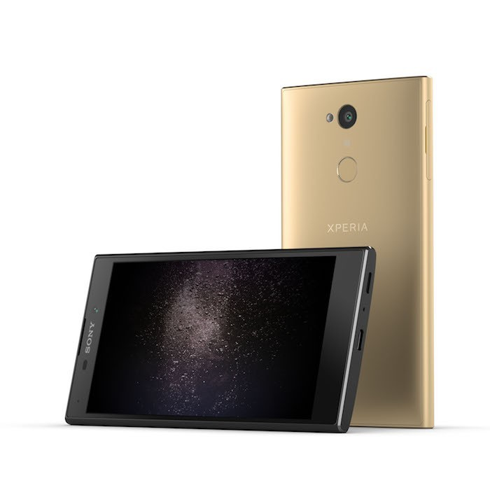 Sony ra mắt 3 smartphone selfie mới tại CES 2018