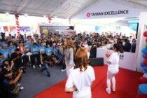 Taiwan Excellence tài trợ giải HCMC Marathon 2018